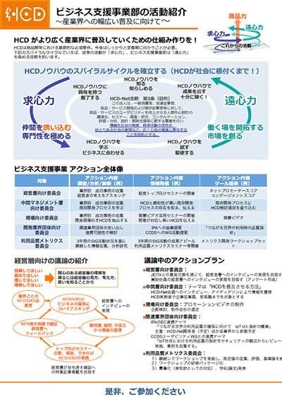 ビジネス⽀援事業部の活動紹介
